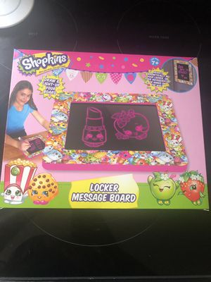 Shopkins light up drawing board for Sale in Alameda, CA