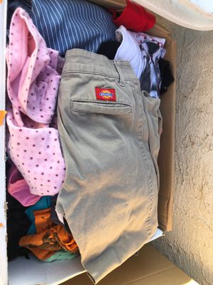 Two big boxes of women and girls clothes Free for Sale in Los Angeles, CA