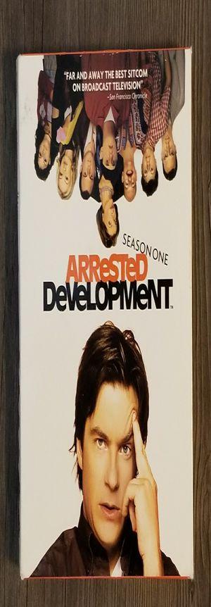 Arrested Development - Season 1 (DVD, 2009, 3-Disc Set), Used for Sale in Denver, CO