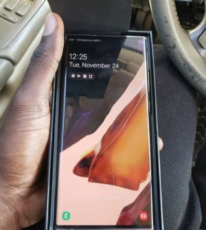Samsung Galaxy Note 20 ultra for Sale in Cleveland, OH