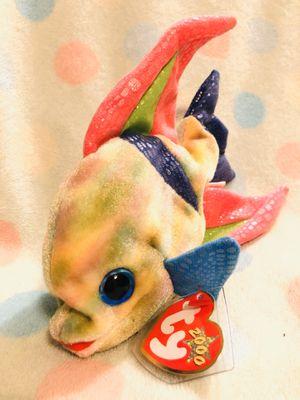 Ty Beanie Baby Aruba The Fish - MWMT for Sale in Olathe, KS