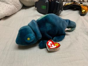 "Ty beanie baby ""rainbow"" with errors (original for Sale in Newcastle, WA"