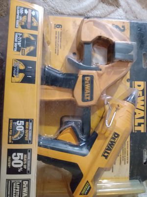 DeWalt heat silicone sticks for Sale in Norco, CA