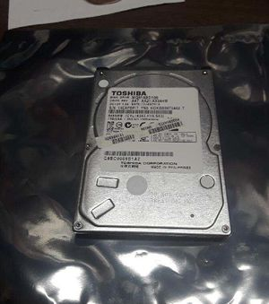 Toshiba 1 TB Laptop Hard Drive for Sale in Montebello, CA