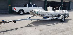 Inflatable and trailer for Sale in Fort Lauderdale, FL