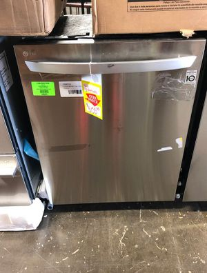 LG Stainless Steel Dishwasher‼️ ON for Sale in Lawndale, CA