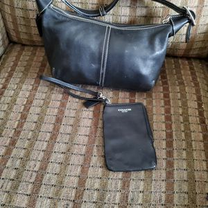 Coach Purse And Wristlet for Sale in Perryville, MD