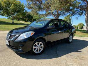 2012 Nissan Versa SL for Sale in Montebello, CA
