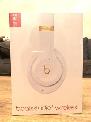 Beats Studio3 Wireless Headphones for Sale in Monroeville, PA