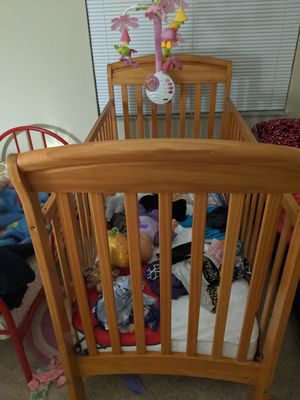 Children's wooden Crib for Sale in Naples, FL