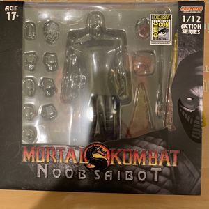 Mortal Kombat: Noob Saibot SDCC 2017 Exclusive 1/12 Scale Action Figure for Sale in El Monte, CA