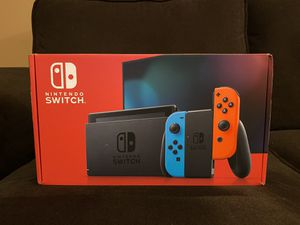 Nintendo Switch 32GB V2 Console for Sale in Silver Spring, MD