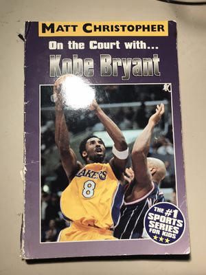 Kobe Bryant Biography Book for Sale in Wynnewood, PA