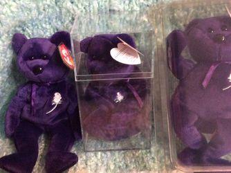 Ty Beanie Babies Princess Dianna. for Sale in Everett,  WA