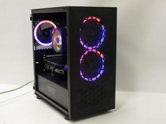 *90 DAYS FINANCING AVAILABLE** Custom Build Gaming PC desktop AMD Ryzen 7 3700X (8-Core) 16GB RGB RAM 500GB SSD GTX 1660Ti (6GB) Graphics Card Win 10 for Sale in Fontana,  CA