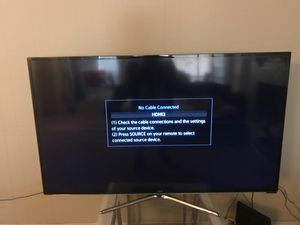 Samsung 60inch smart TV for Sale in Richardson, TX
