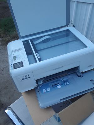 Hp Printer, Scanner, Copier a photosmart C4200 series$40.00 cash only for Sale in Dallas, TX