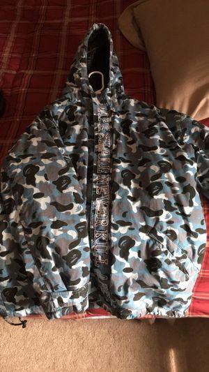 BAPE a bathing ape jacket coat for Sale in Florence, KY