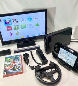 Nintendo Wii U Video Game Bundle for Sale in Vancouver,  WA