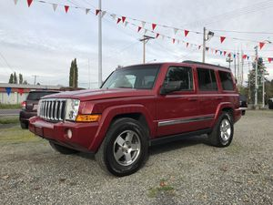 Jeep Commander for Sale in Sumner, WA