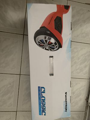 Brand New Swagtron Classic Bluetooth Hoverboard for Sale in Hialeah, FL
