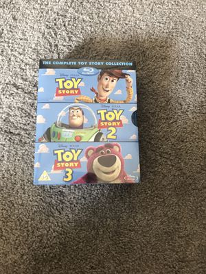 Toy Story 3 movie collection Blu-Ray for Sale in Litchfield Park, AZ