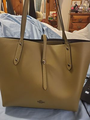 Coach Market Tote for Sale in Puyallup, WA