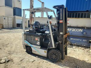 Unicarriers Electric Forklift 2014 for Sale in San Francisco, CA