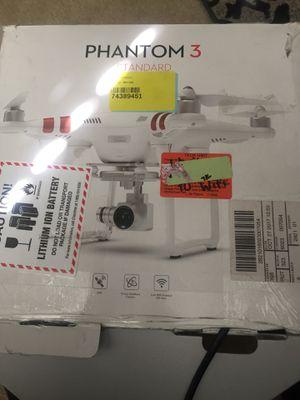 Phantom 3 standard drone for Sale in Charlotte, NC