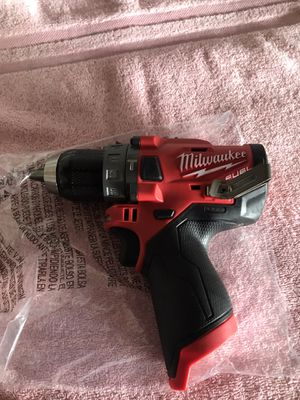 Milwaukee m12 hammer drill tool only for Sale in Bloomington, CA