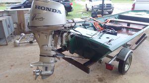 Honda 30 tiller outboard for Sale in Silsbee, TX