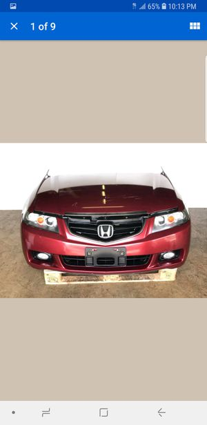Used JDM 2004-2005 Acura TSX Euro-R Front End Nose Cut for Sale in Atlanta, GA