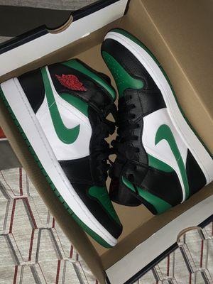 Jordan 1 Green Toes Size 12 for Sale in Hesperia, CA