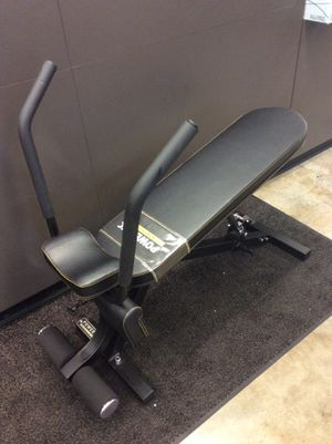 POWERTEC WORKOUT BENCH for Sale in Parkland, WA
