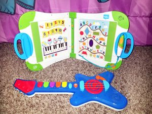 Leap Frog Pad & Interactive Guitar for Sale in Thornton, CO