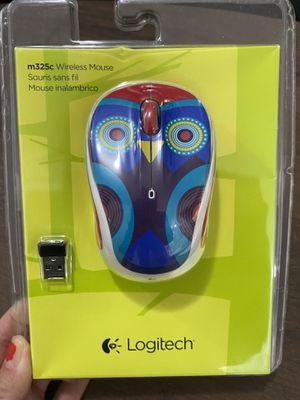 Logitech m325c Wireless Mouse for Sale in Houston, TX