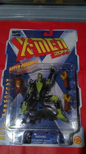 Toy biz Xmen 2099 Halloween Jack figure for Sale in Norwalk, CA