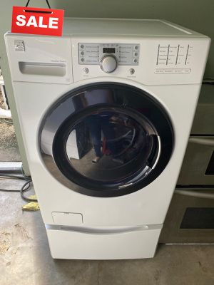 27in wide Washer Kenmore MESSAGE NOW! #1509 for Sale in Deltona, FL