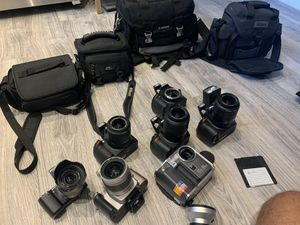 Proff Cameras Liquidations !!!!$$$$ for Sale in St. Petersburg, FL