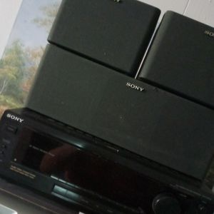 S Receiver 3 Center Speaker+ Jvc Speakers With Sups for Sale in Winter Haven, FL