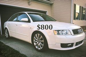 🍁$ 800 Selling my 2005 Audi A4 1.8 T Quattro🍁 for Sale in Philadelphia, PA