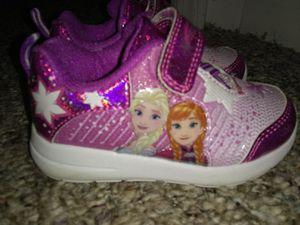 Disney Frozen Light Up Sneakers Size 6 for Sale in Saint Cloud, FL