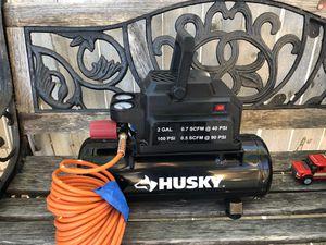 Husky compressor for Sale in San Marcos, CA
