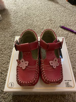 Girl Shoes 4c 9-12 months for Sale in Phoenix, AZ