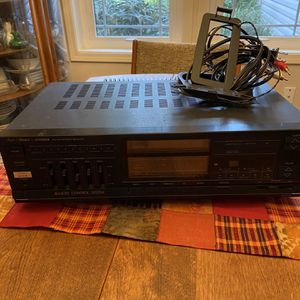 Fisher AM FM Stereo Receiver W/Remote for Sale in Sandy, OR