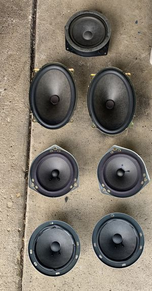 Factory speakers. Work great. for Sale in Aurora, IL