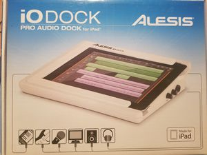 Alesis IO Dock for iPad for Sale in Chicago, IL