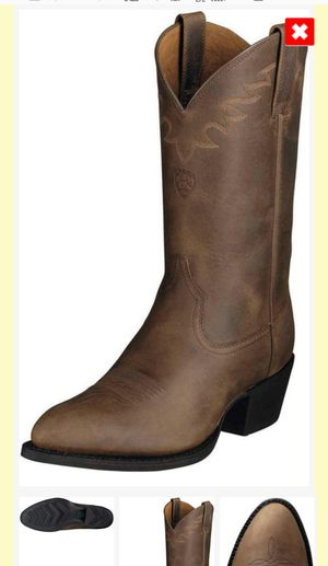Cowboy boots Ariat Technology for Sale in Cleveland, OH