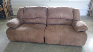 Ashley Reclining Couch for Sale in Sunbury, OH