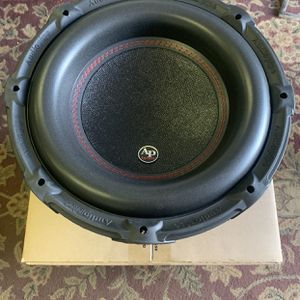 Audiopipe Car Audio. 12 Inch Car Stereo Subwoofer . 1200 Watts . Large Magnet Huge Surround . New for Sale in Mesa, AZ